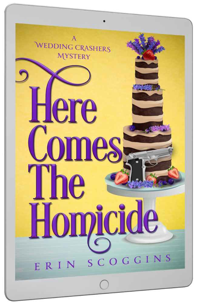 Here Comes the Homicide Book Cover